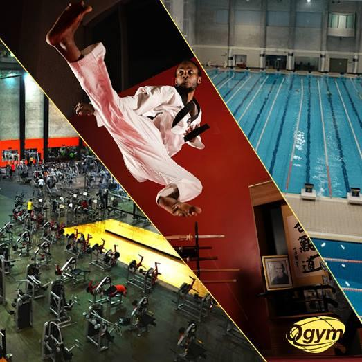 qgym 13 months membership for sale