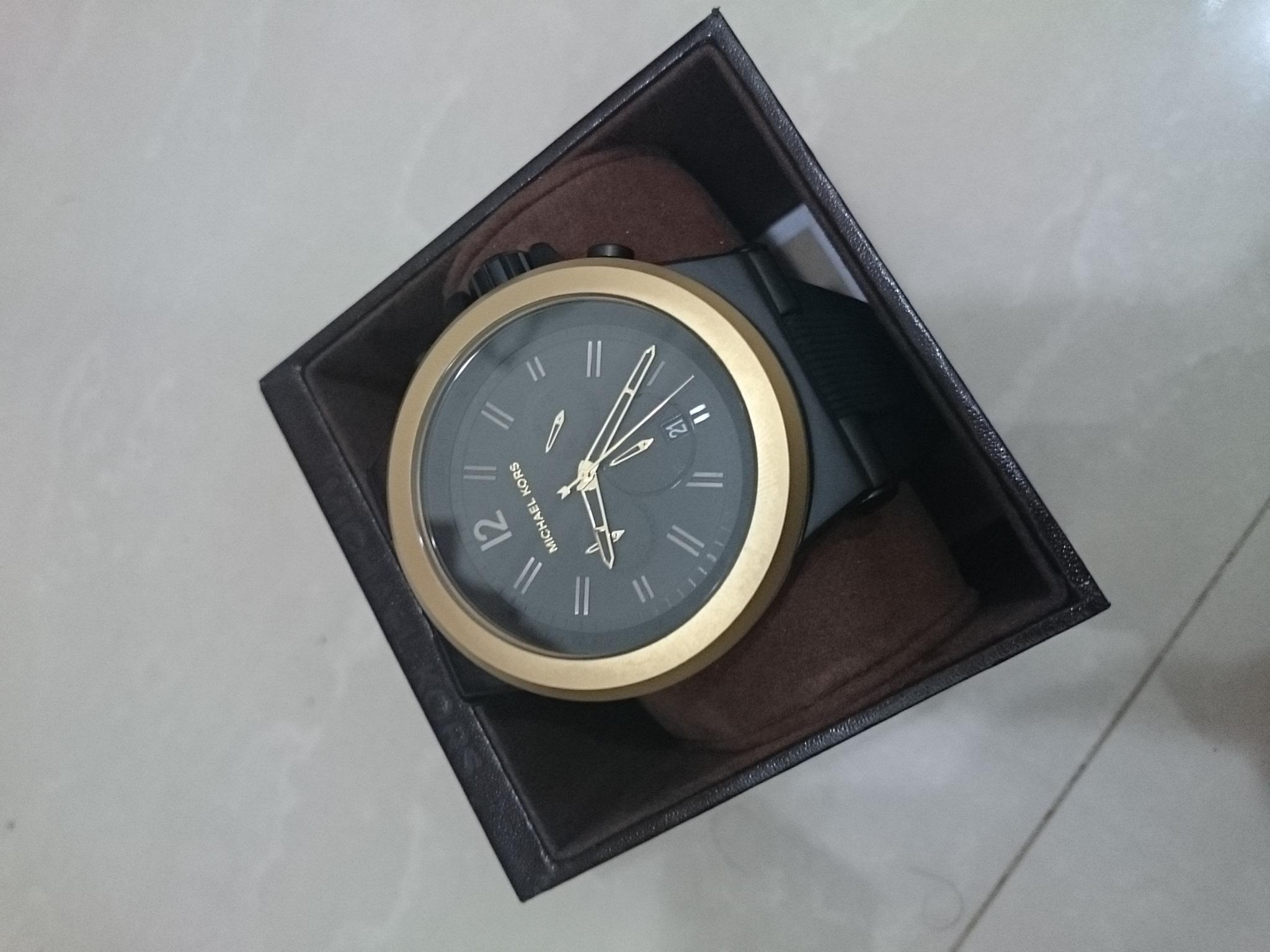 Michael Kors Watch - UNWANTED GIFT
