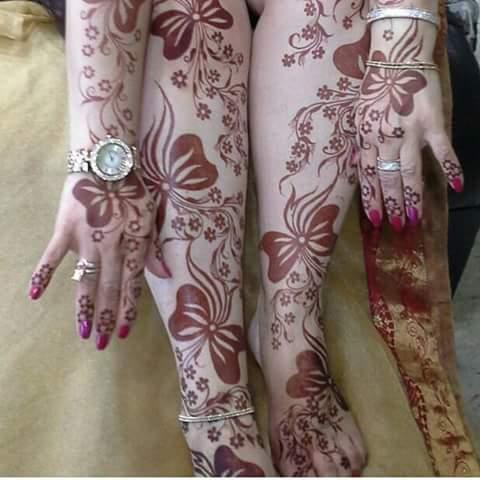 Gambar Henna Designer Qatar Living Design Sapawarga