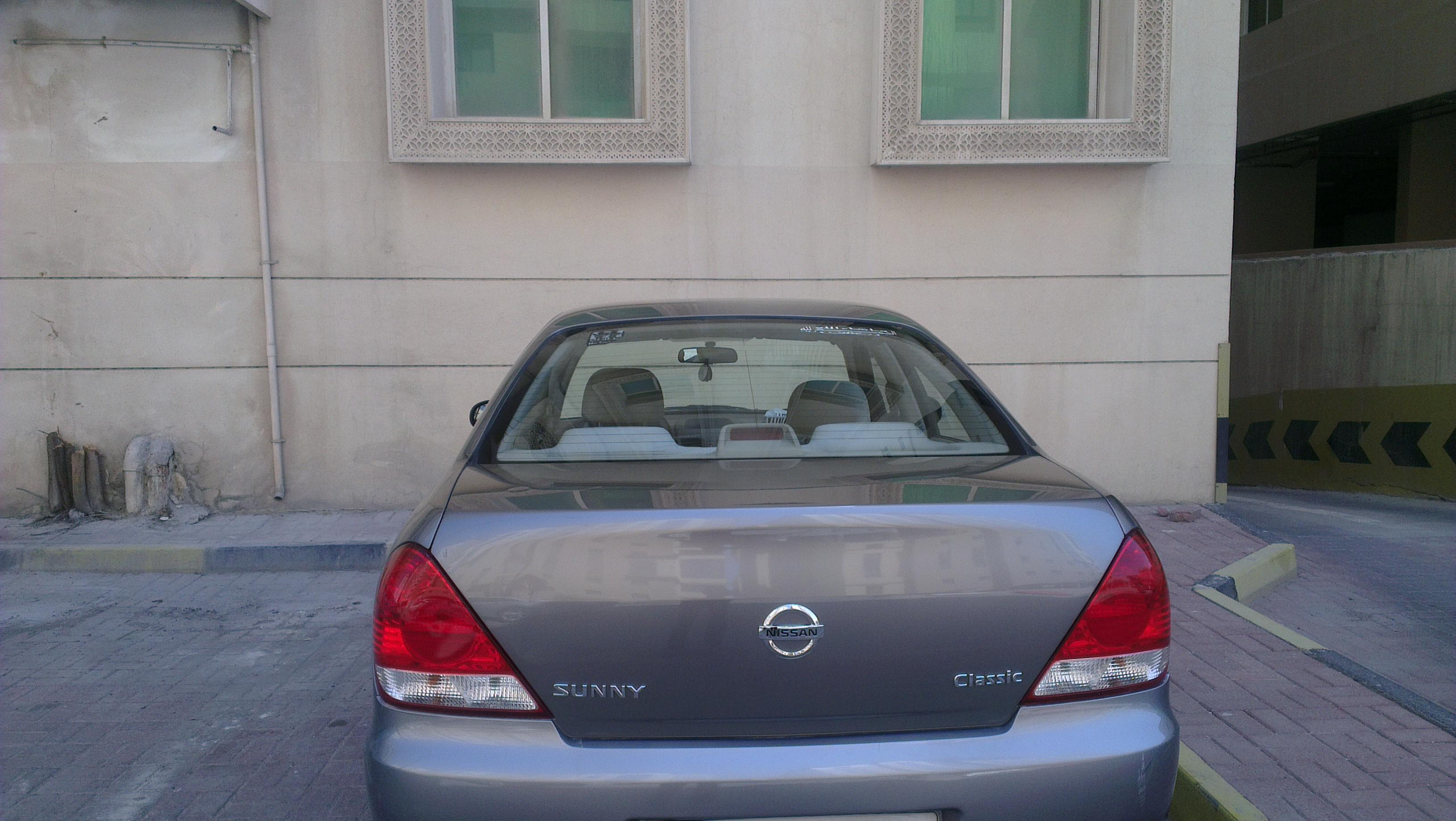 Car For Sale Nissan Sunny 2010 Japan Made Qatar Living