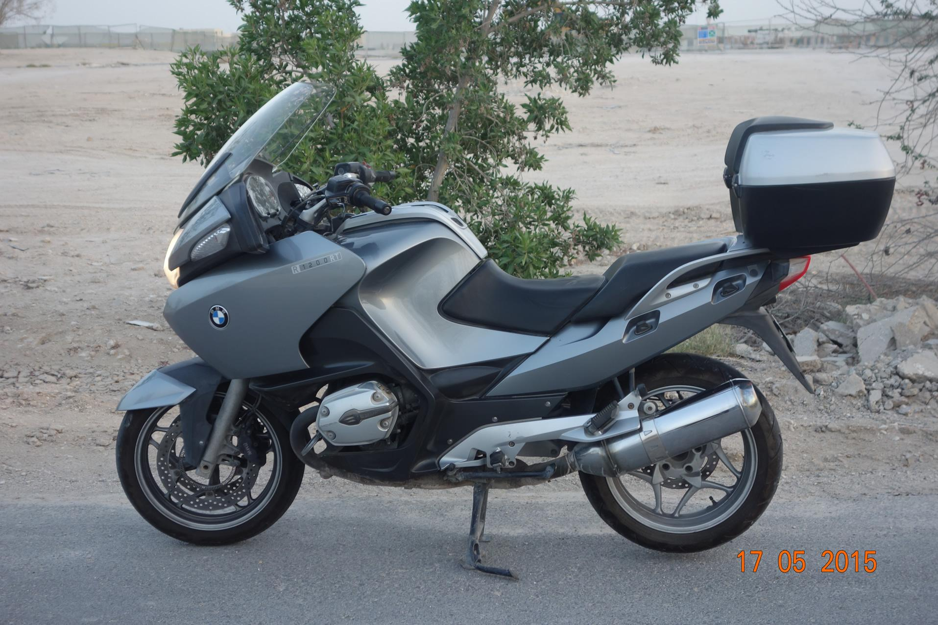 Bmw R1200rt For Sale One Careful Owner Well Looked After Qatar