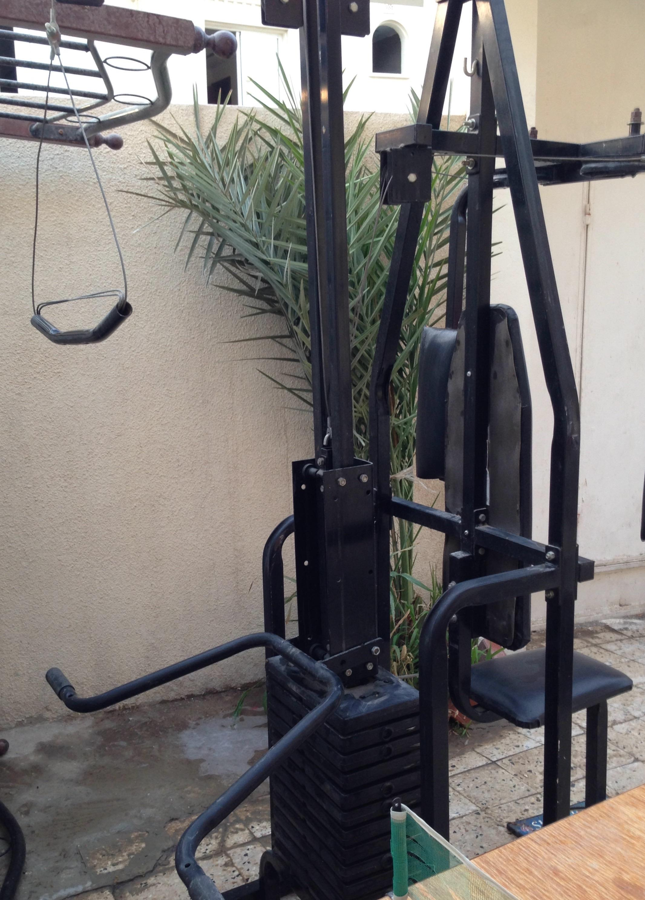 Gym equipment for sale at home qatar living