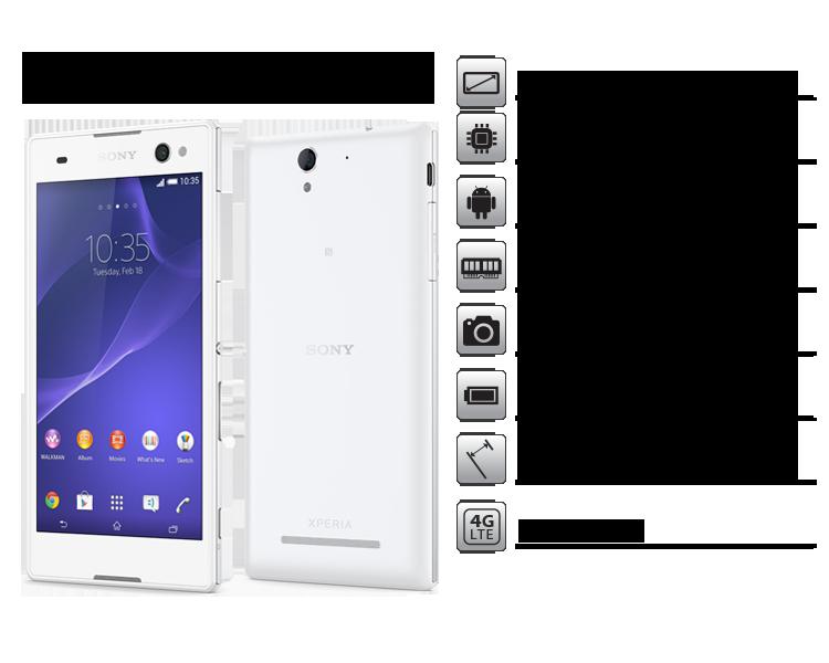 Sony Xperia C3 Brand new for sale with original warranty