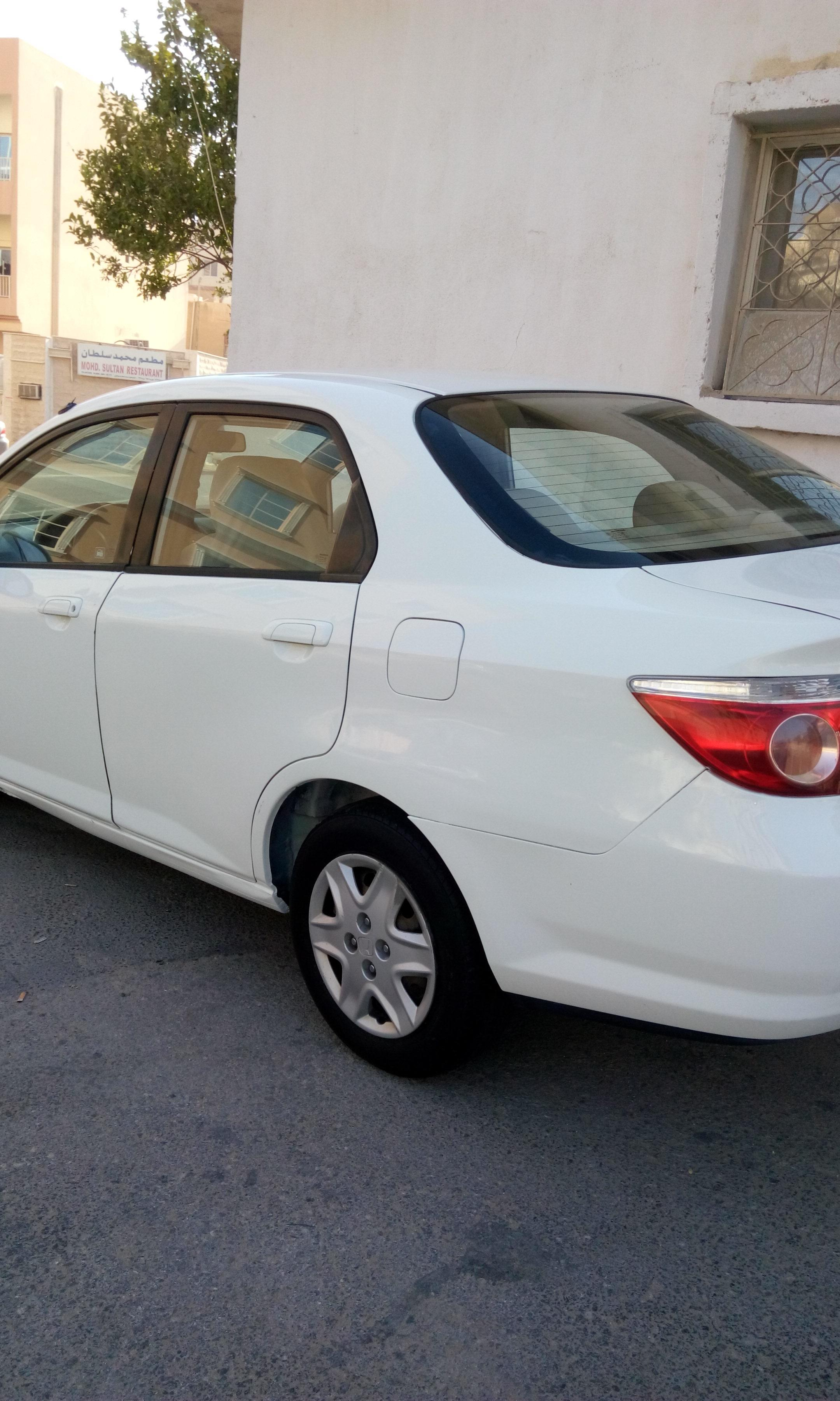 Title Information WELL MAINTAINED HONDA CITY