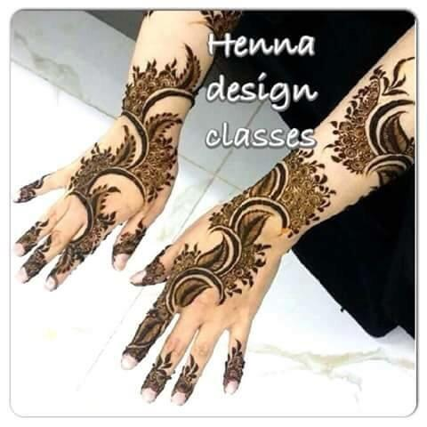 Mehendi Henna Designing Artist Available In Al Khore Mob 66786075