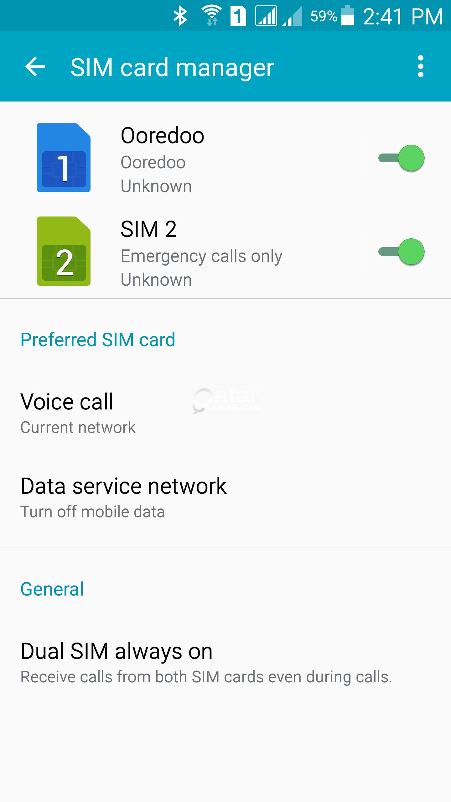 White Dual SIM Card Galaxy Note 4 for Sale | Qatar Living