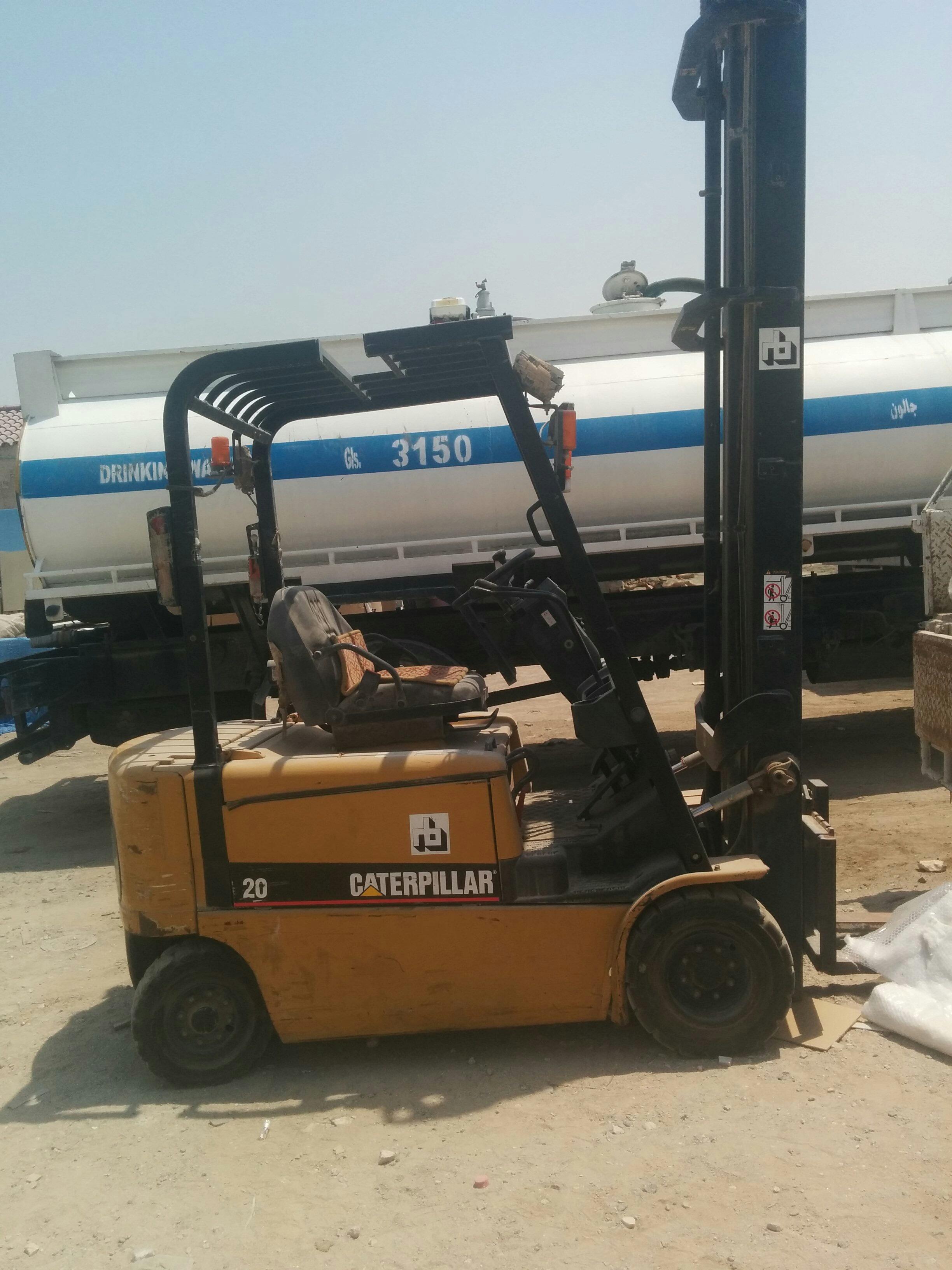 Caterpillar Forklift for Sale | Qatar Living