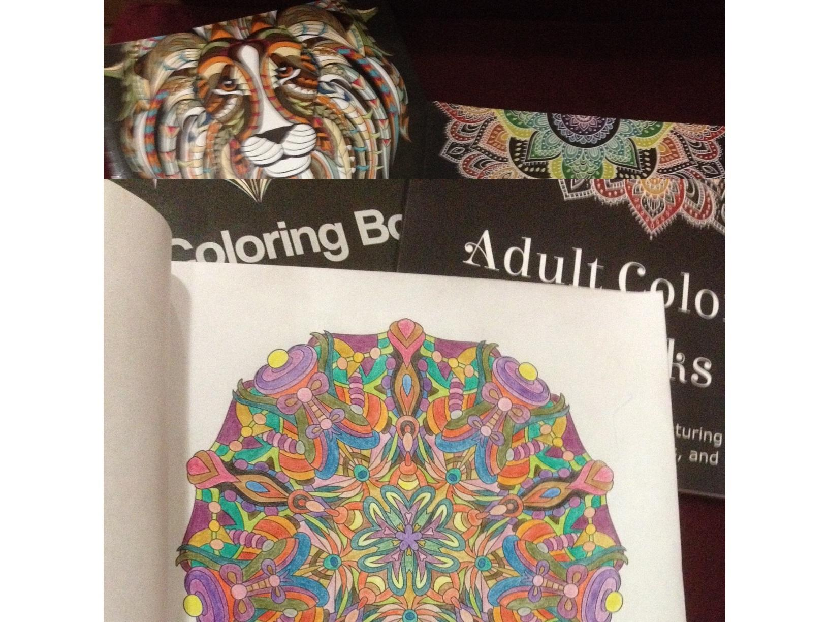 COLORING BOOKS FOR ADULT