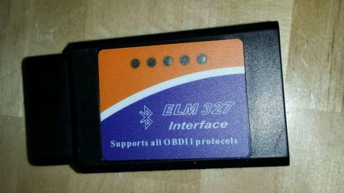 NEW OBDII ELM327 V2 1 Bluetooth Car Scanner Android Torque Auto Scan