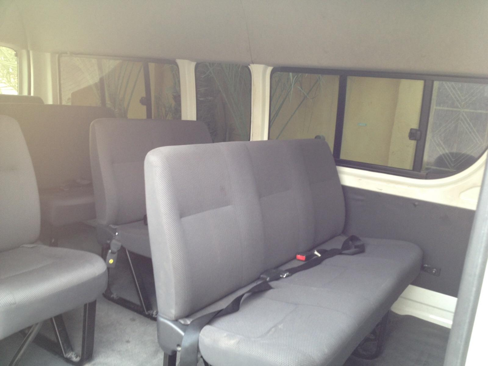 TOYOTA HIACE 15 SEATER VAN FOR SALE
