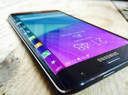 Samsung Galaxy Note  Edge 32 GB new never used bla