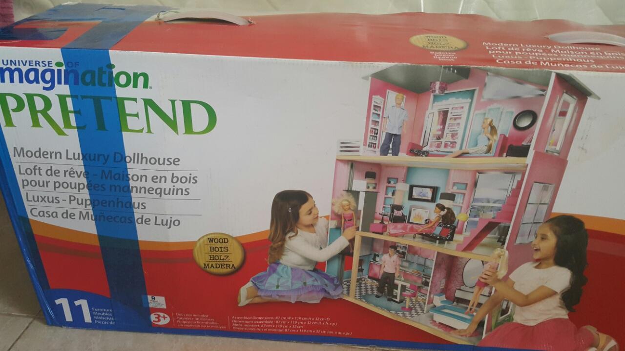Modern Luxury Doll House (Universe of Imagination) | Qatar Living