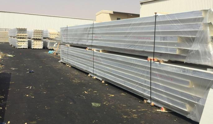 Sandwich Panels, Single Skin Sheets,Roof sheet | Qatar Living