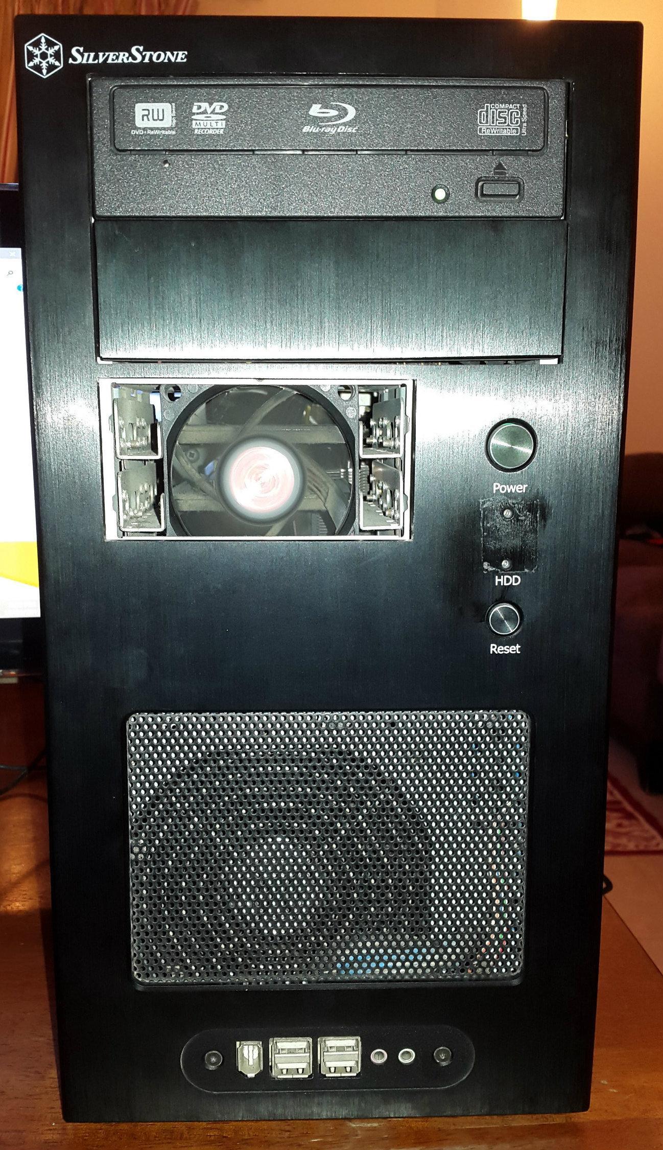 Old Gaming PC (Intel i7-920/Nvidia GTX 295)