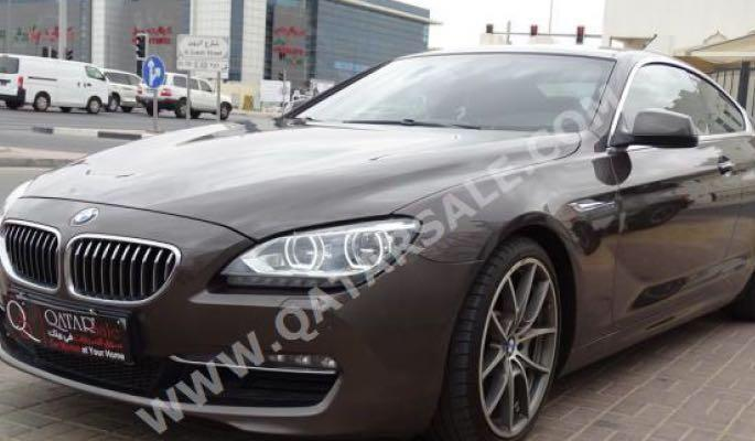 Bmw Twin Turbo V6 >> Bmw 6 Series In Mint Condition With Warranty Qatar Living