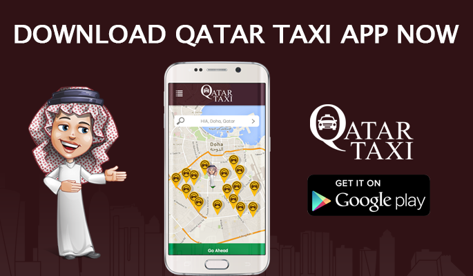 Qatar Taxi -New Mobile App in Qatar | Qatar Living