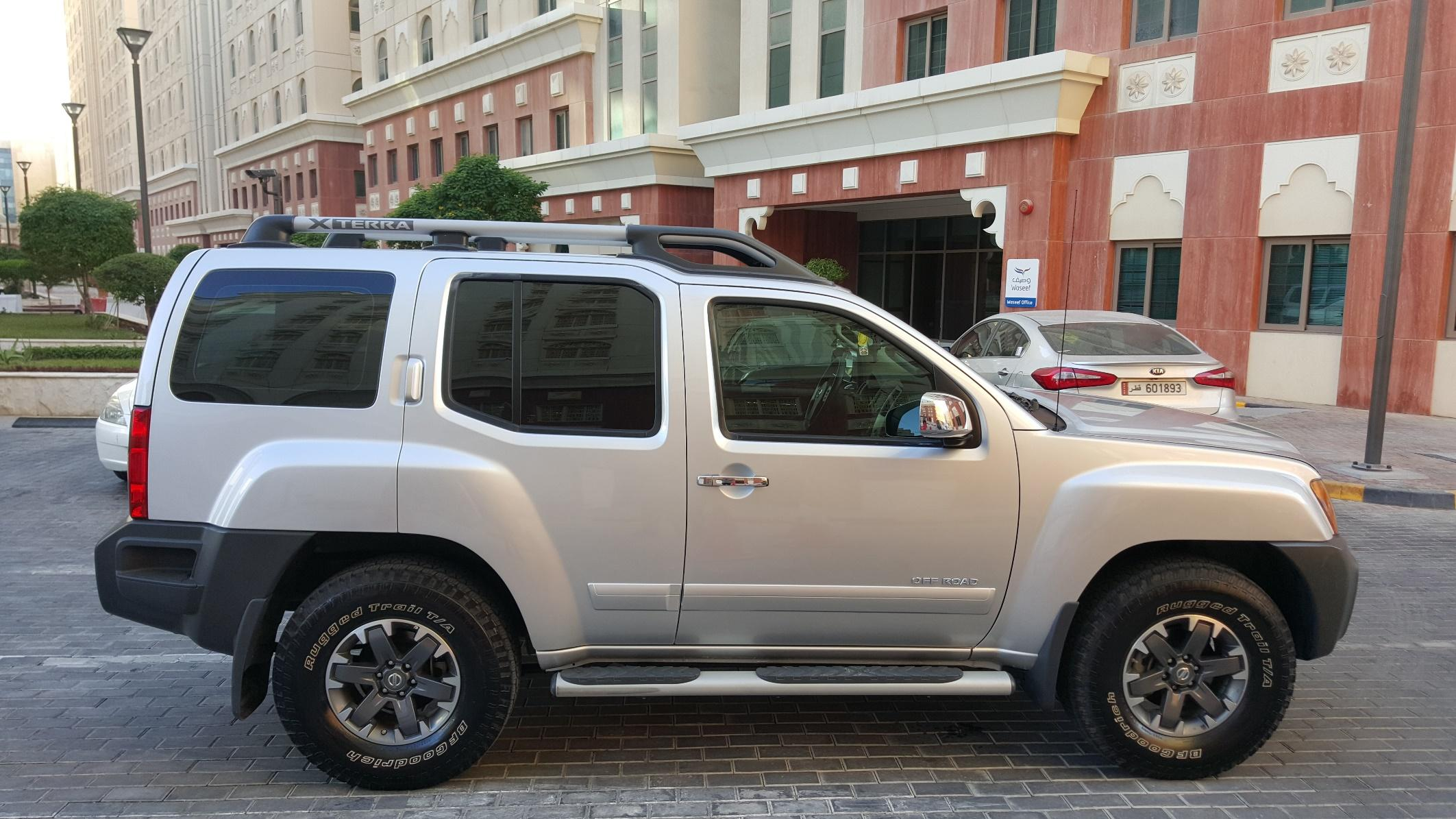 features car and specs nissan driver xterra