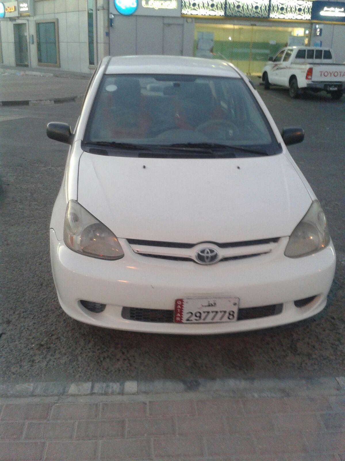i have toyota echo car for sale 2003 model