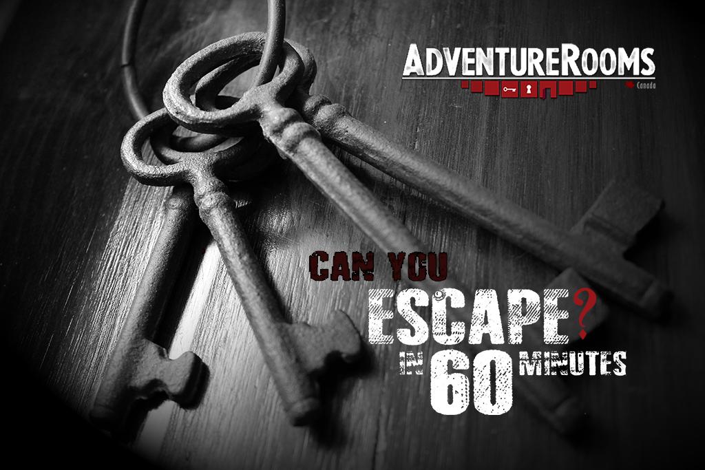 Adventure Rooms Qatar - Real-Life Escape Room | Qatar Living