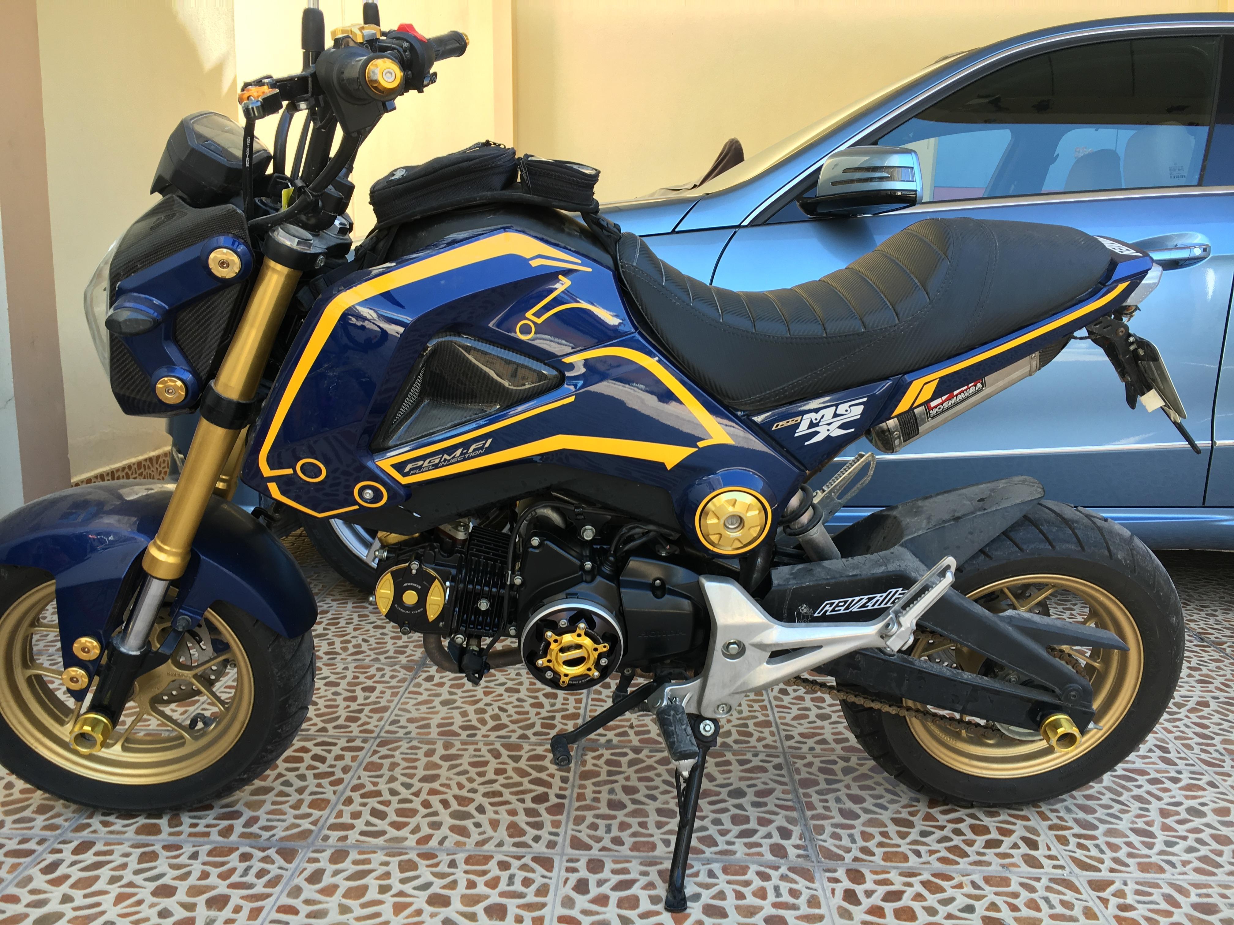 Honda Grom Price >> Honda Msx 125 Grom Qatar Living