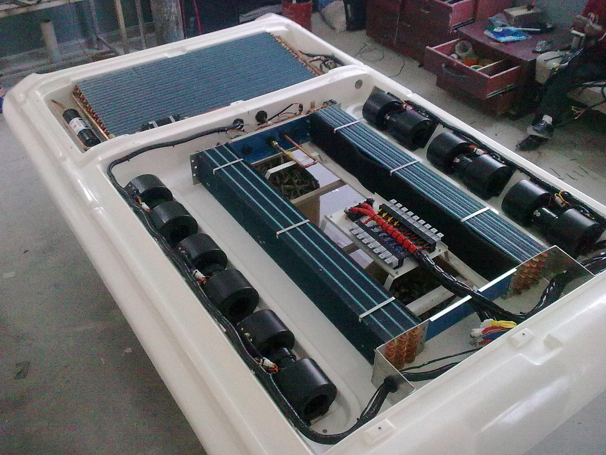 Bus air conditioner installation and service | Qatar Living
