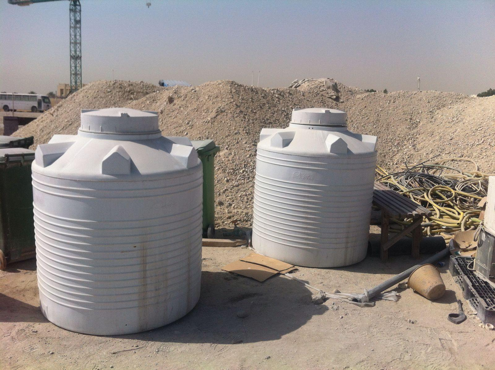 used water tank for sale 45pc 4000,5000&3000 galan | Qatar