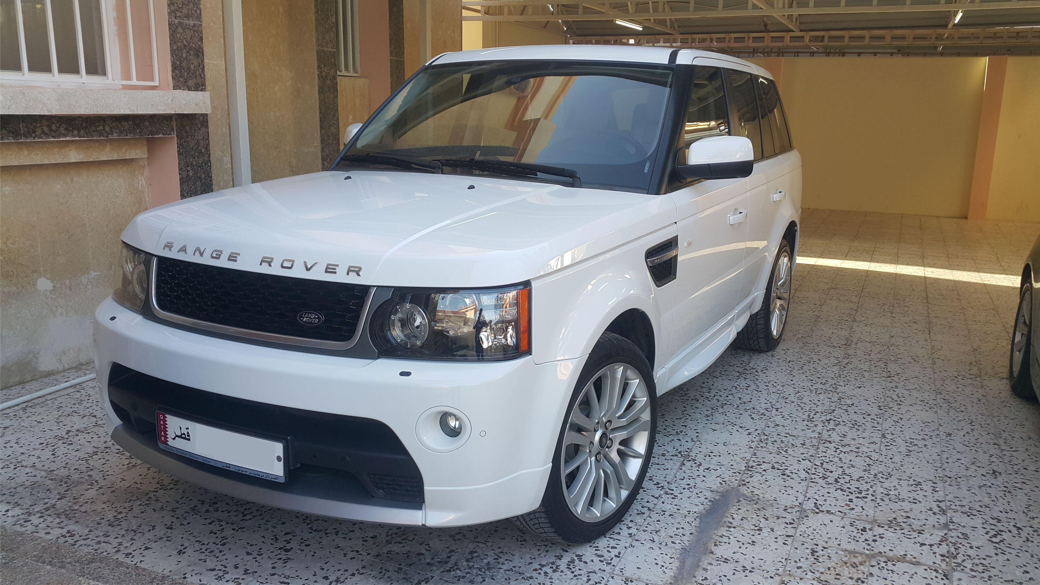 Range Rover Sport HSE 32000Km
