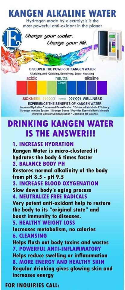 Kangen Alkaline Water for sale : QR5 for 1 5l bottle | Qatar Living