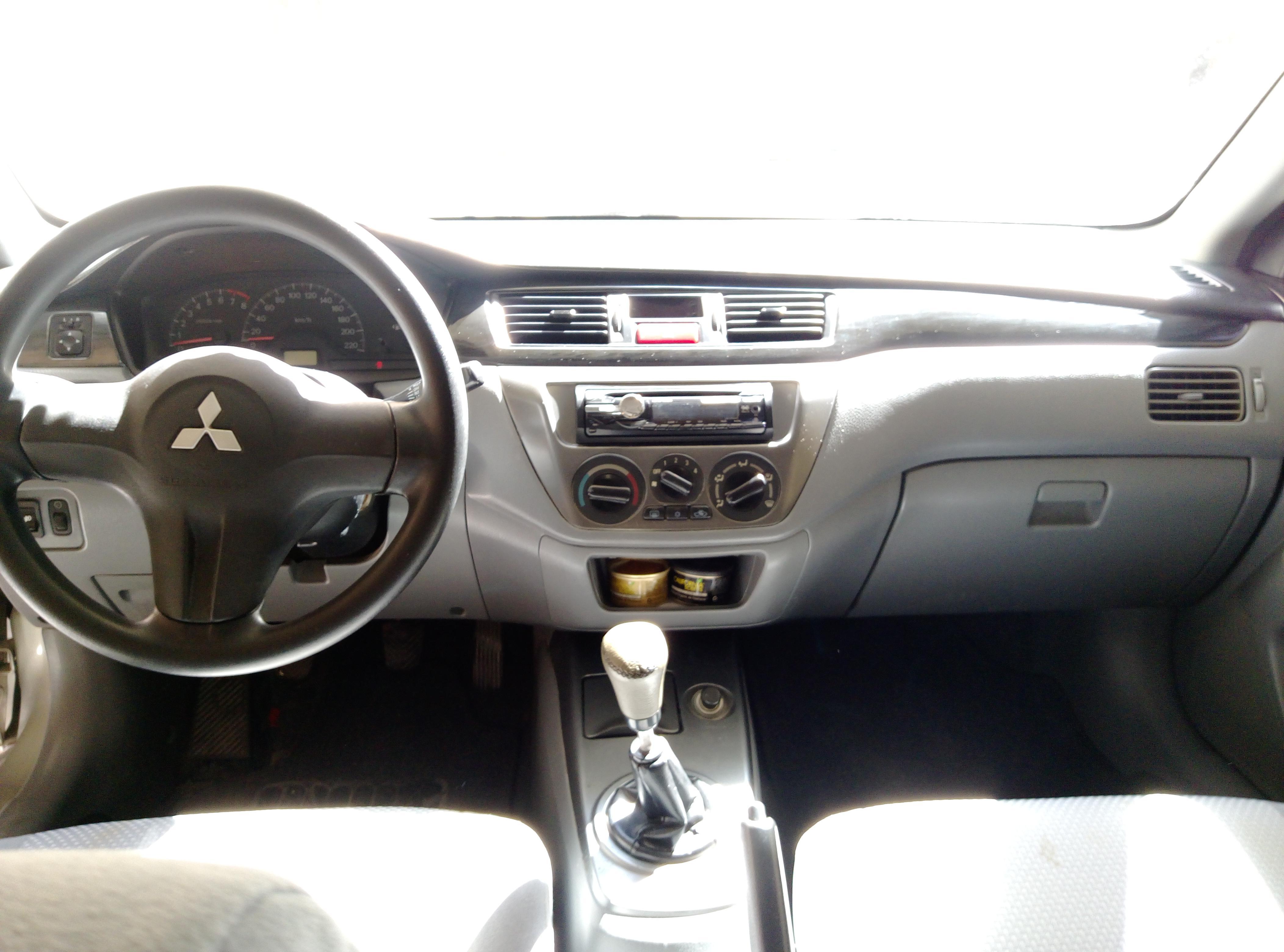 mitsubishi lancer glx manual transmission 2007 model qatar living rh qatarliving com mitsubishi lancer glx user manual pdf Mitsubishi Lancer GLXi