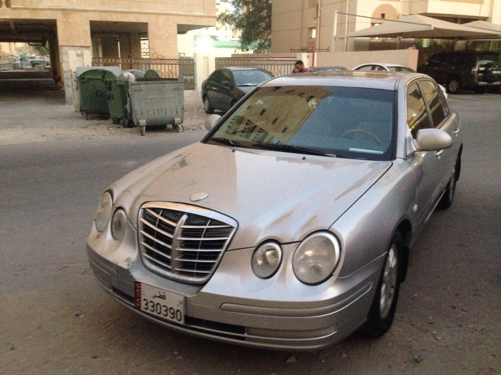 Kia Opirus 2006 for sale with good number plate