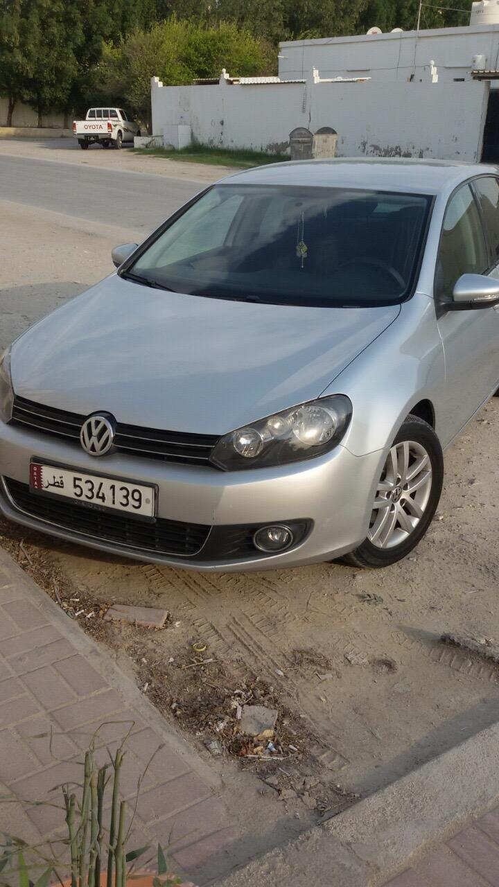 Golf 6 for sale