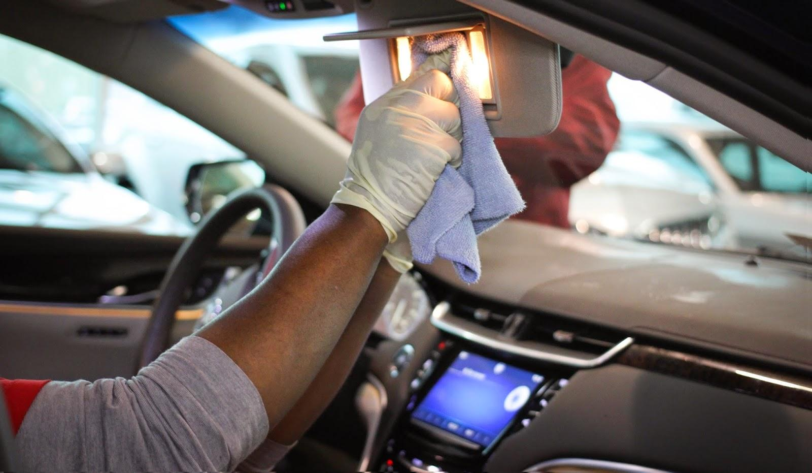 Car Interior Detailing Exterior Polishing At A Discounted Price Call 77932323 Any Time