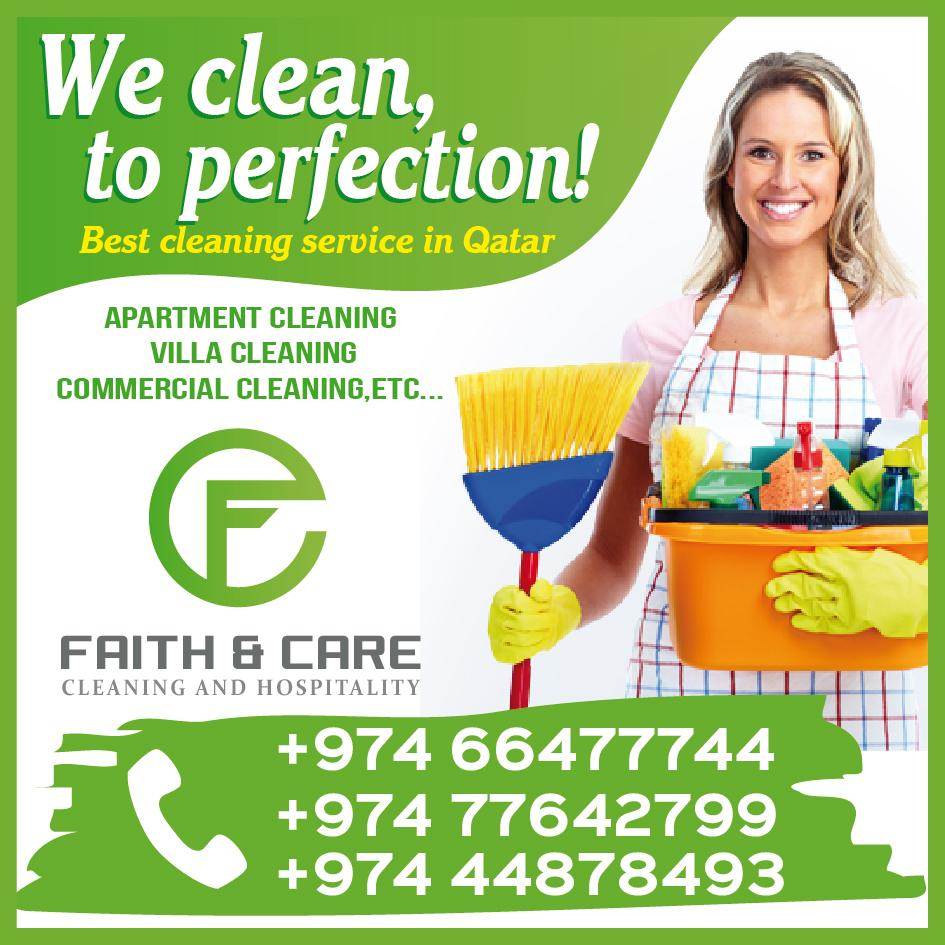 CLEANING and HOSPITALITY SERVICES | Qatar Living