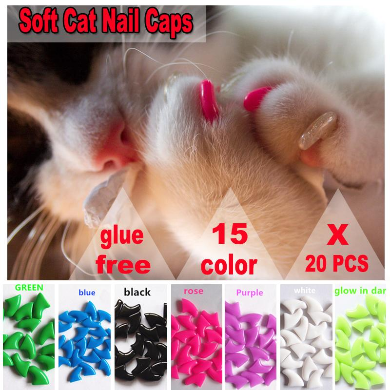 Cat nail caps | Qatar Living