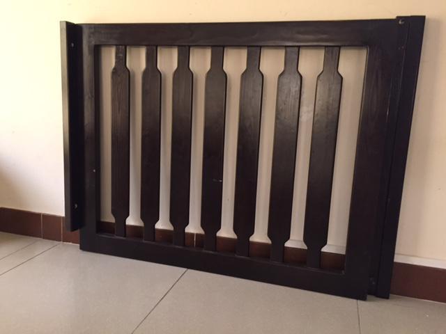Wooden Stair Gate Qatar Living
