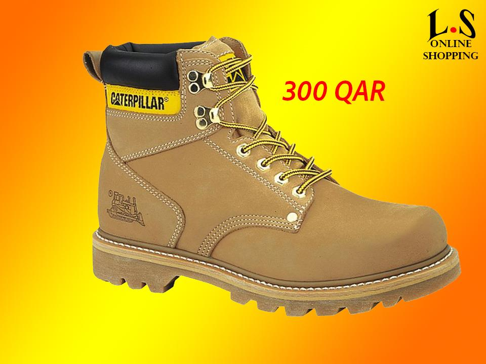 Cat Footwear Caterpillar Mens Second