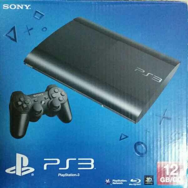 Brand new PS3