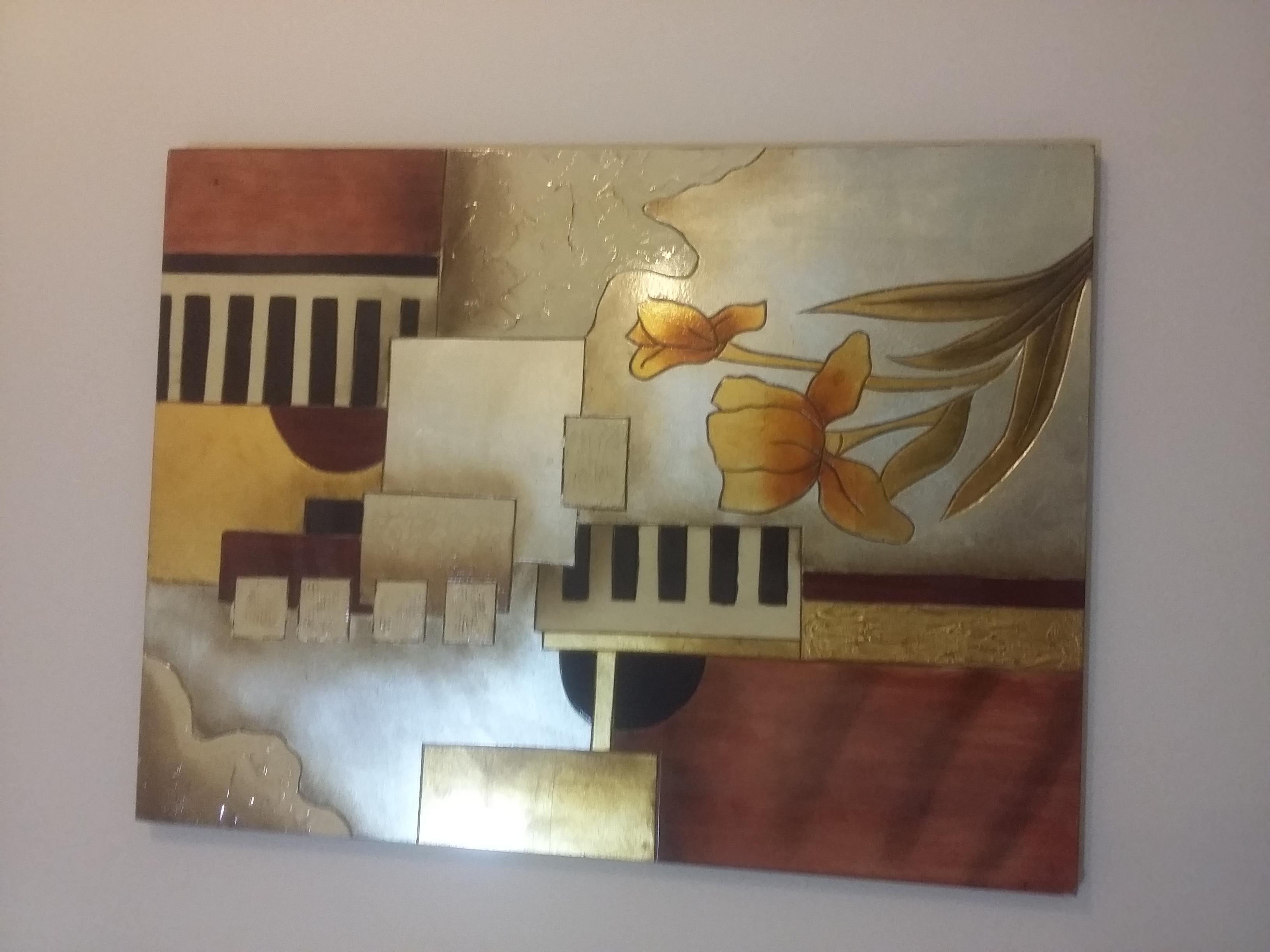 2 wall paintings