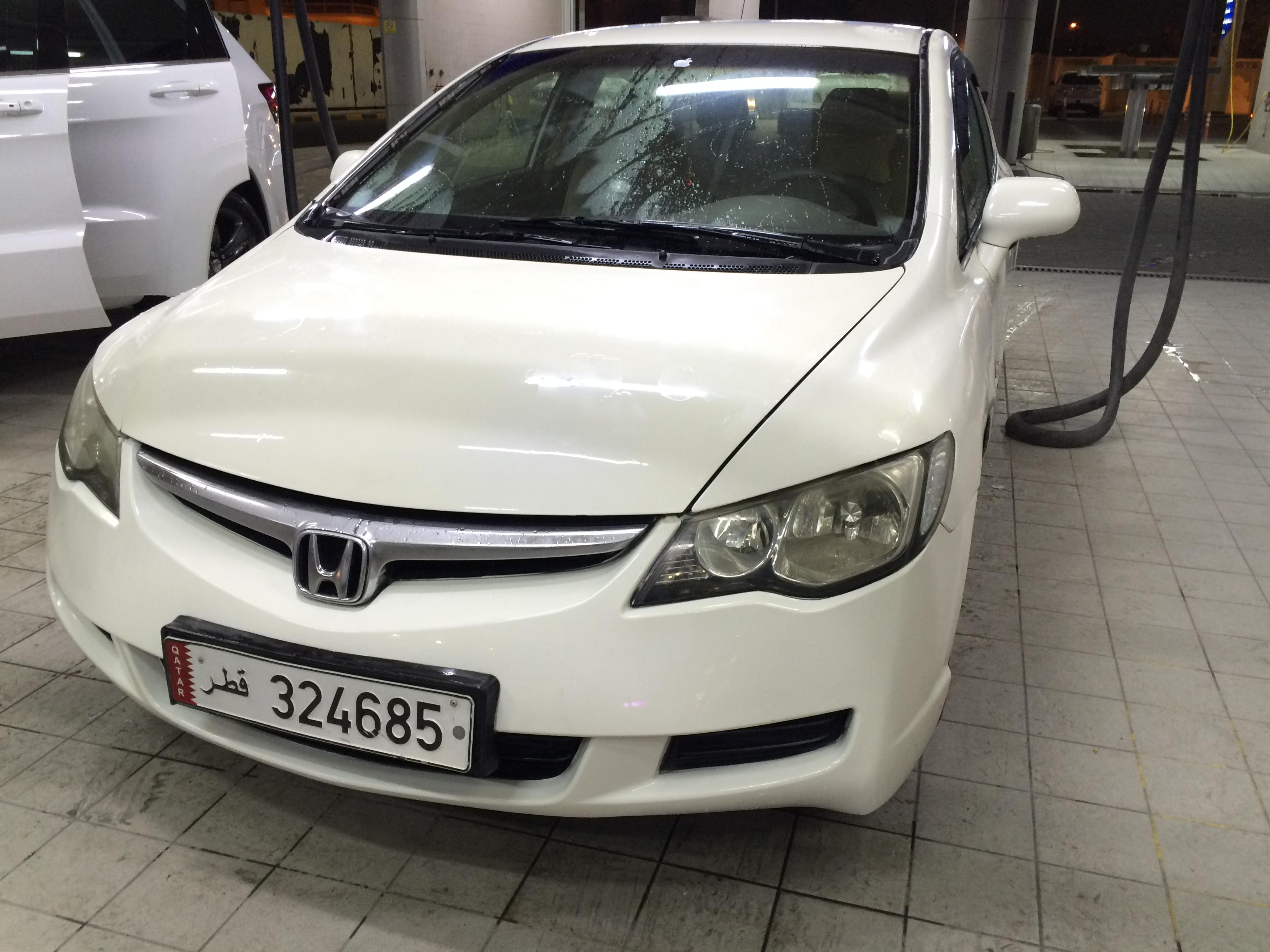 Family Used Civic 2006 Km 230000 Price 16000 Very Near And Clean Full  Option New Istimara And 4 New | Qatar Living