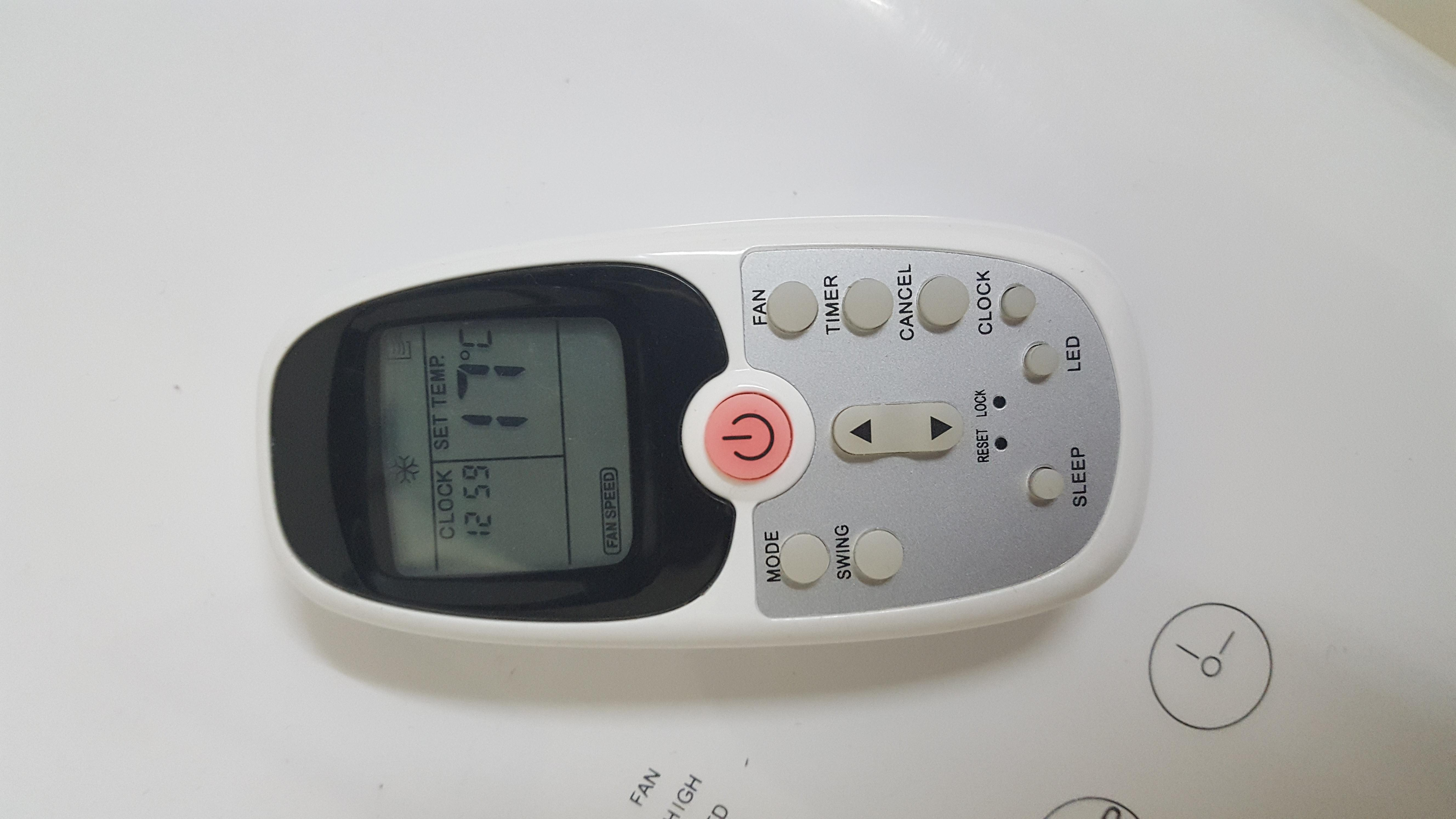 OSCAR 1 TON Portable AC | Qatar Living