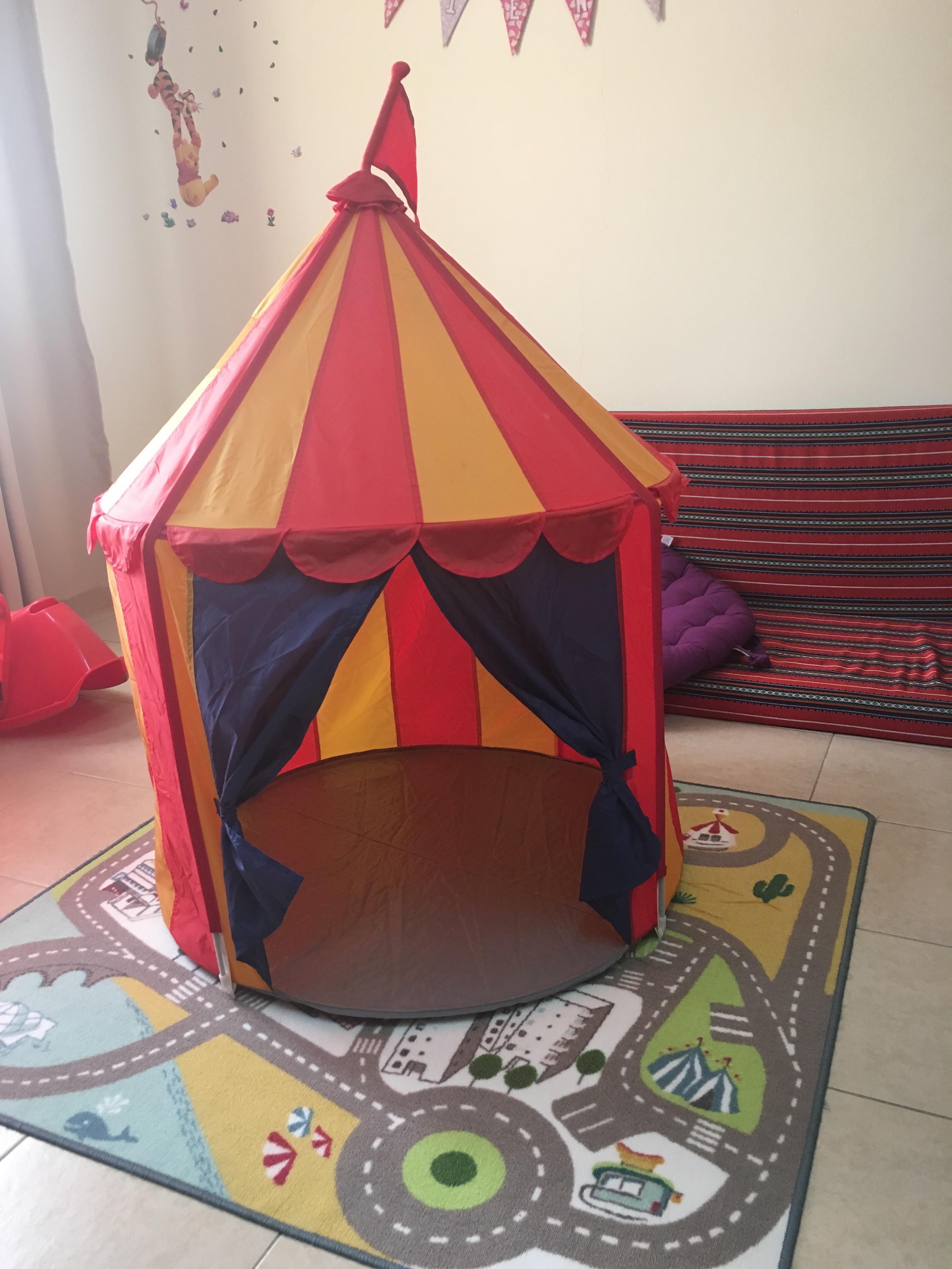 brand new bc01c 24f82 IKEA Kids Play Tent | Qatar Living