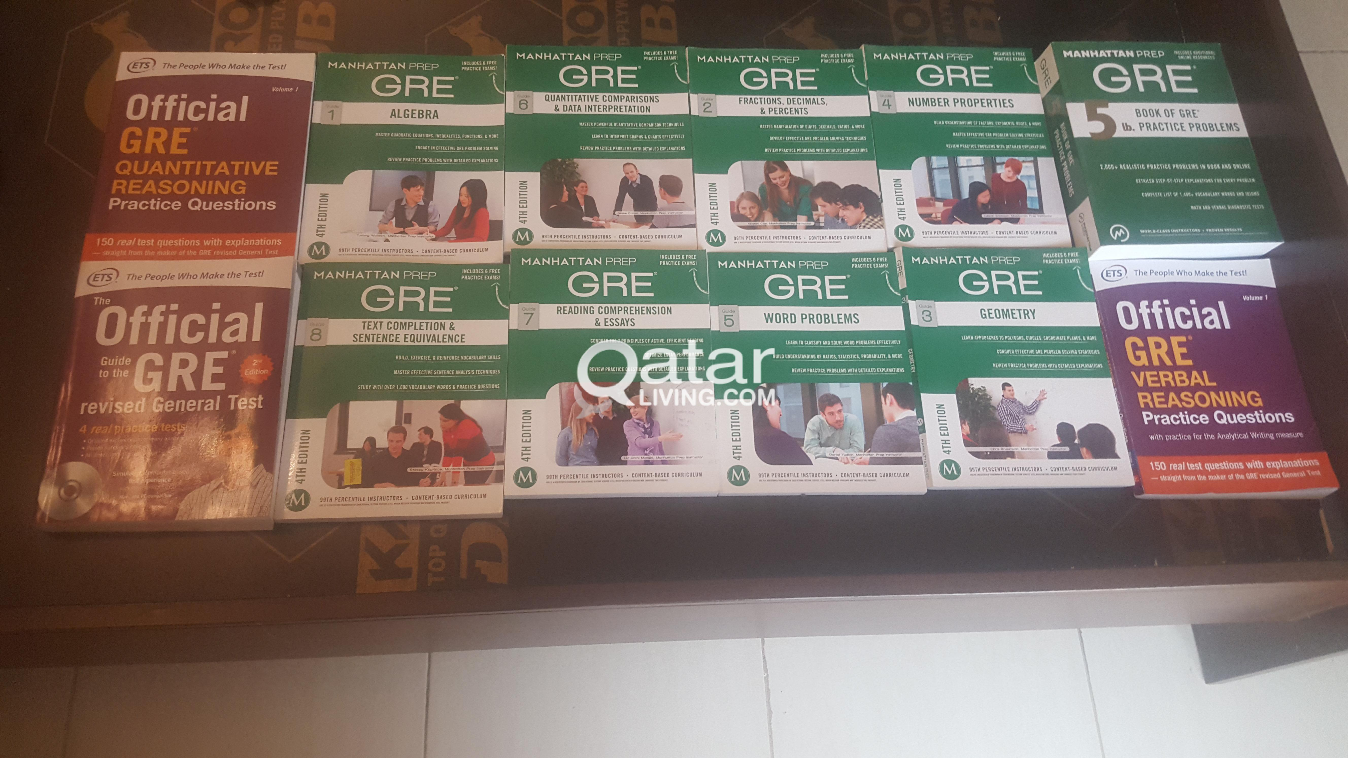 Gre Revised Book