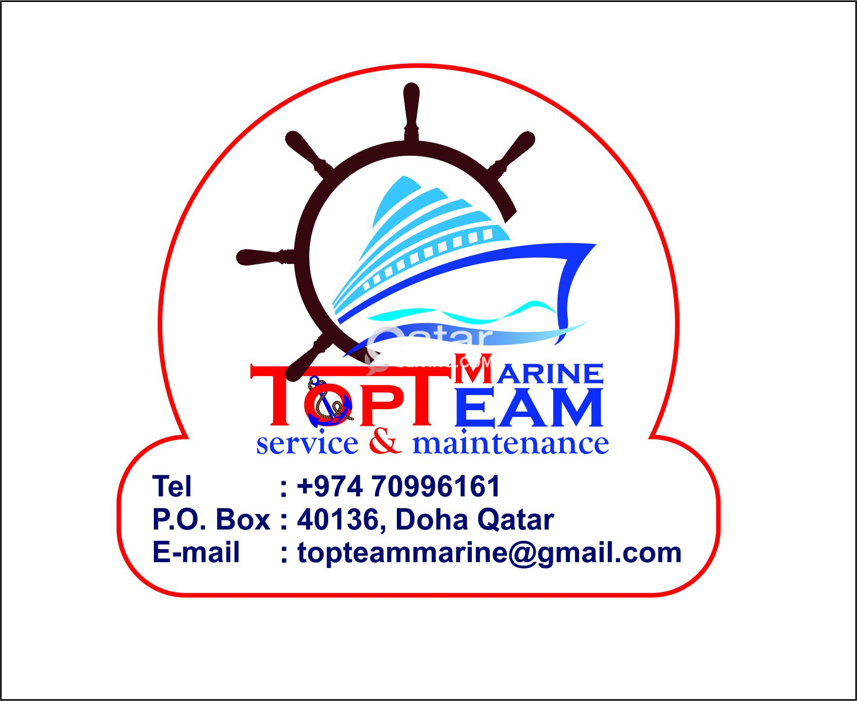 Top Team Marine maintenance service | Qatar Living
