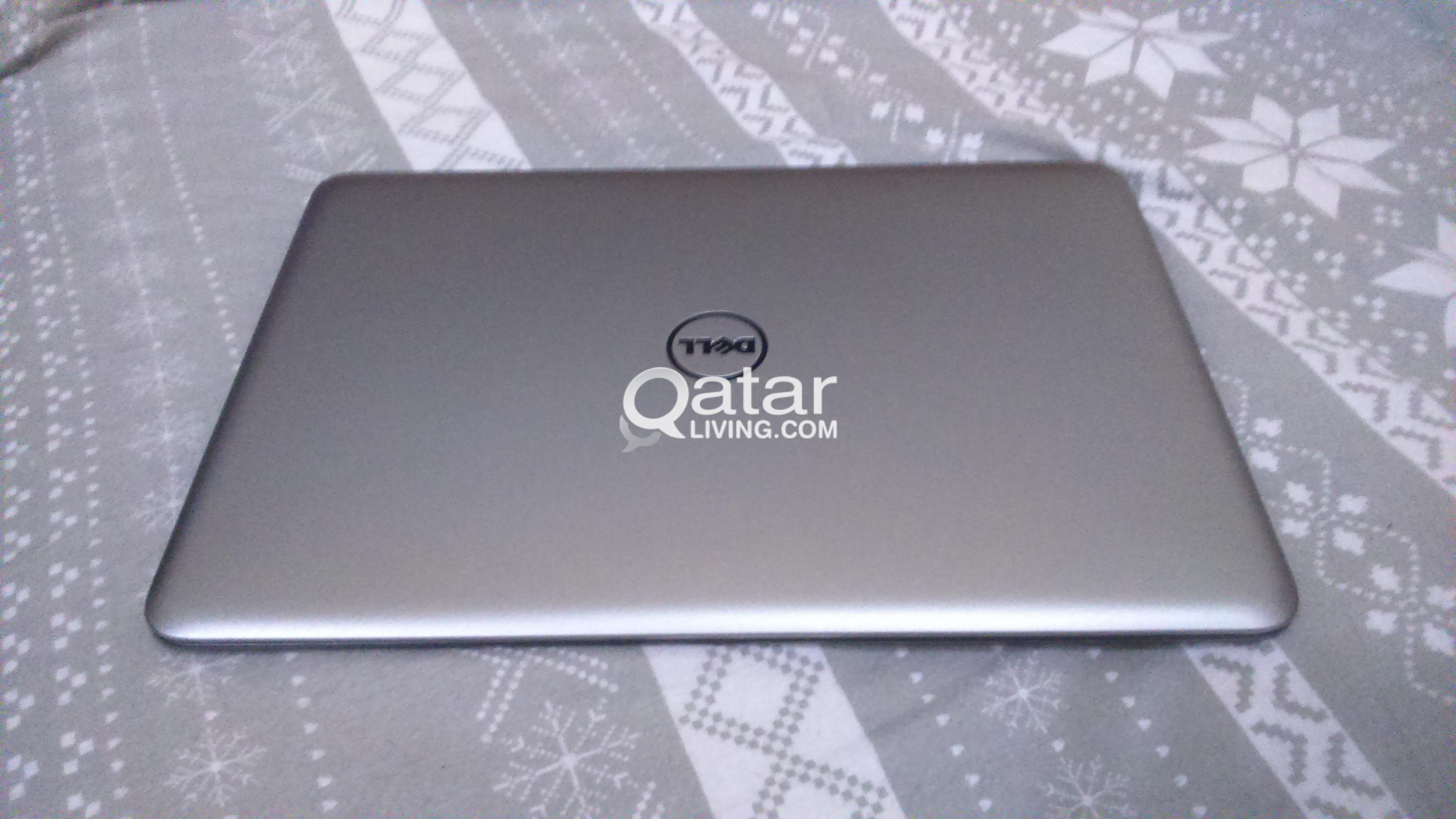 Dell Inspiron 15 7000 series Laptop - 2,200 QAR 5 months old
