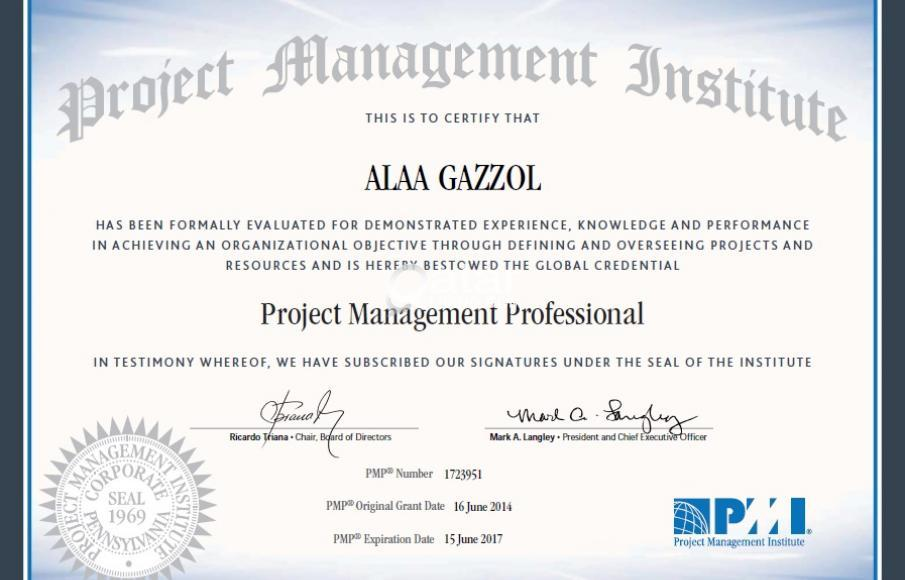 Get Pmp Certified In A Month Cent Percent Guaranteed Qatar Living