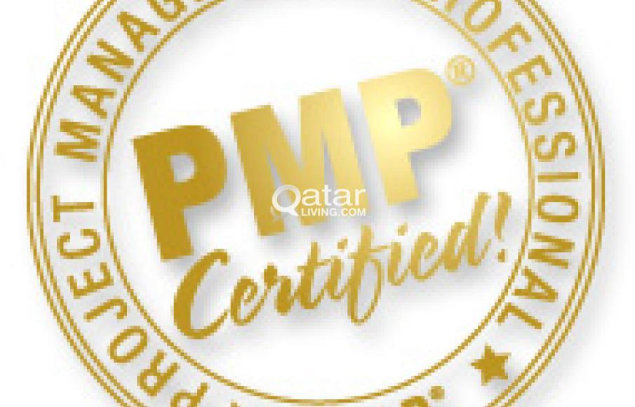 Get PMP Certified in a month - Cent Percent Guaranteed   Qatar Living