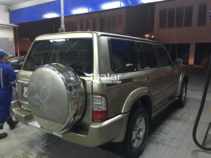 Nissan Patrol 2003 Vtc Safari Qatar Living