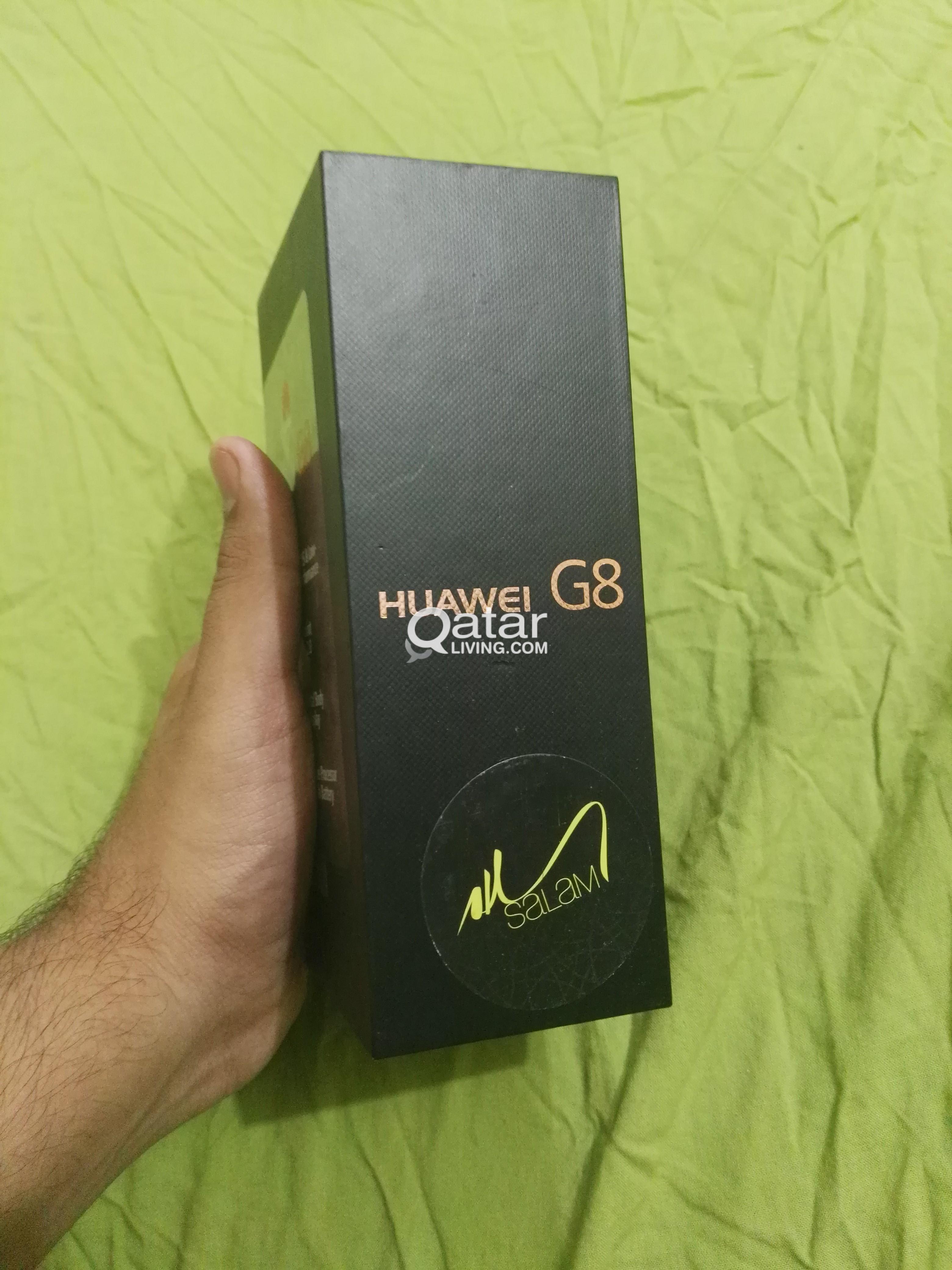 Huawei G8 32 Gb Silver 3 Months Used Qatar Living