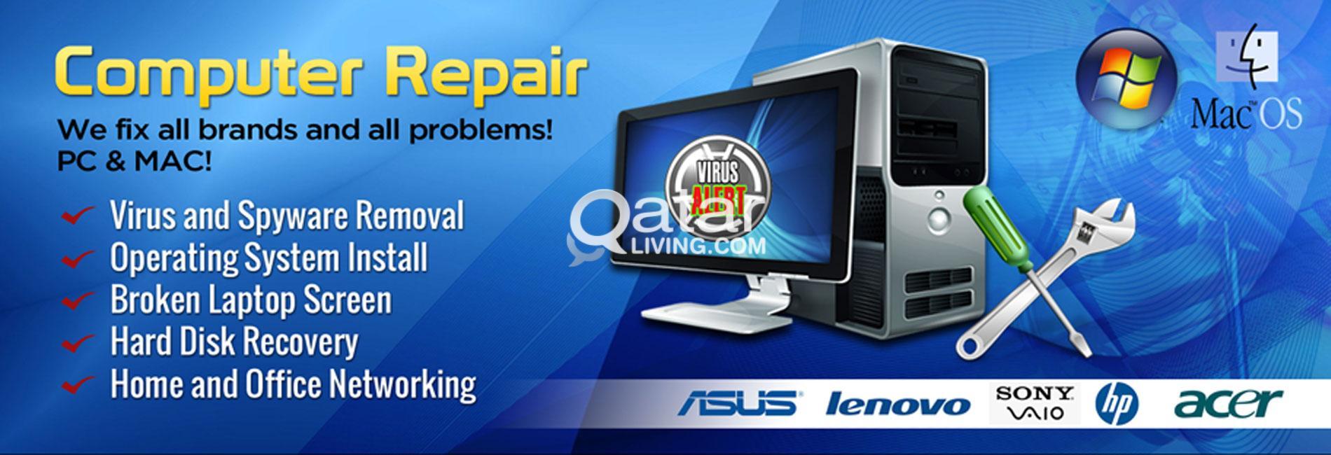 PC/Laptop repair windows software auto cad/revit 2016