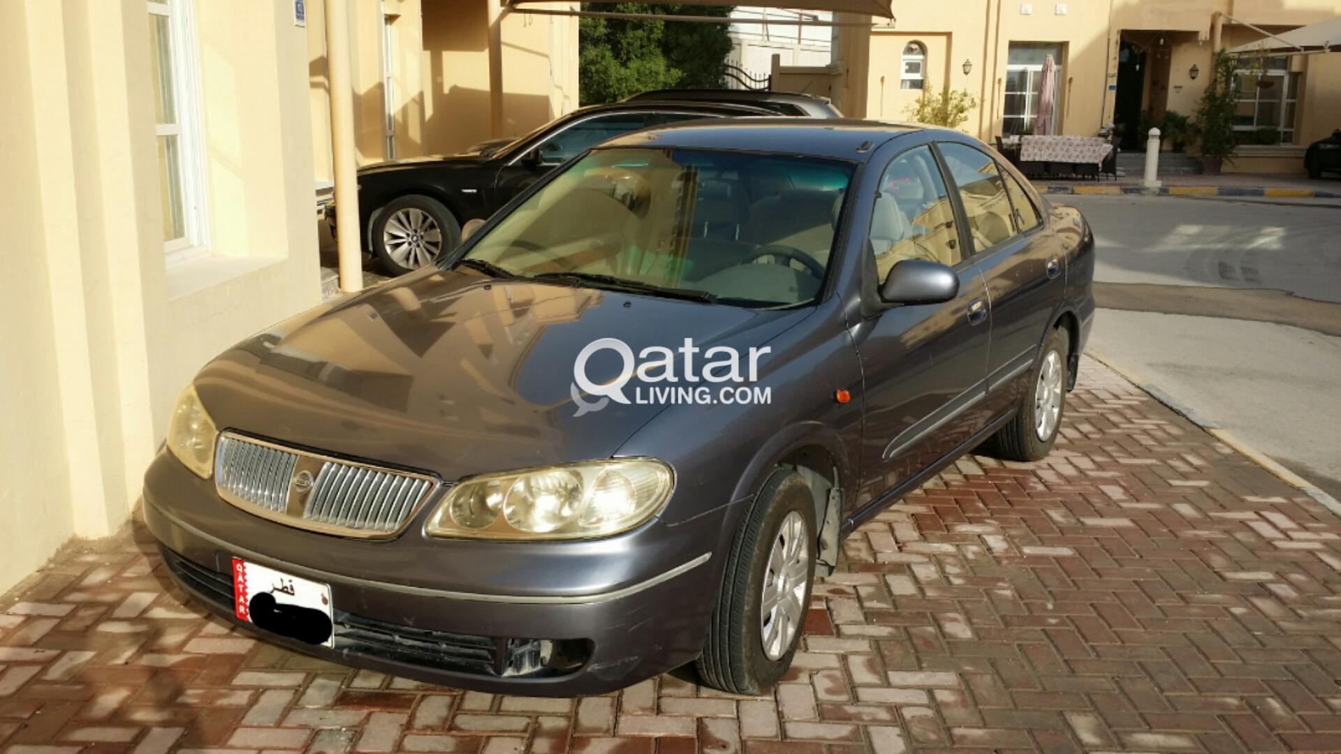 Nissan Sunny 2005 Fully Automatic Japan Engine For Sale Qatar Living